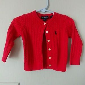 Ralph Lauren Sweater (girls)